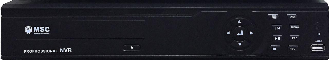 24 канальный IP NVR Сетевой видеорегистратор MSC MS-N6000S