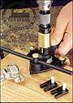 Шаблон сверлильный Veritas Hinge-Boring Jig, для мебельных петель, фото 2