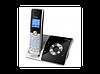 Радиотелефон Texet  TX-D7455А черно-серебристый