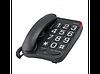 Телефон Texet  ТХ-201 черный