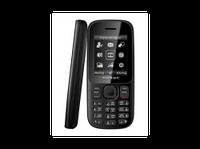 Мобильный телефон  Texet TM-109D цвет черный
