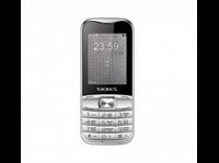 Мобильный телефон  Texet TM-D45 металлик