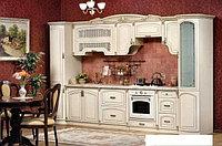 МАДЛЕН кухонный гарнитур, угловая,орех