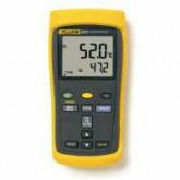 FLUKE 52 II - измеритель температуры универсальный