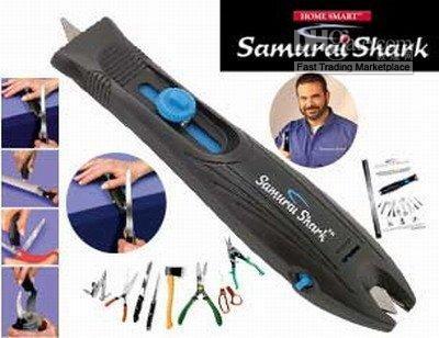 Точильный нож Самурай Шарк