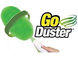 Щетка для уборки Гоу Дастер (аккумуляторная)