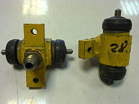 Размыкатель тормоза КС-3577.28.200,  механизма поворота автокрана. Поворотный редуктор КС-45717