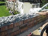 Бесшовный утеплитель Эковата для звукоизоляции и теплоизоляции зданий и помещений, фото 8