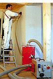 Бесшовный утеплитель Эковата для звукоизоляции и теплоизоляции зданий и помещений, фото 9