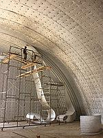 Рулонная теплоизоляция, звукоизоляция - вспененный полиэтилен Тепофол для стен, полов, домов, ангаров, мансард