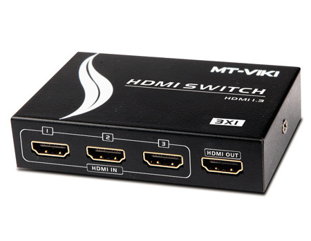 Переключатель HDMI SWITCH 3  в 1, Алматы