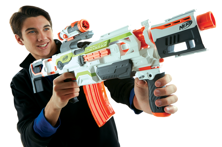 Hasbro Nerf N-Strike Elite Модулус Бластер ECS-10