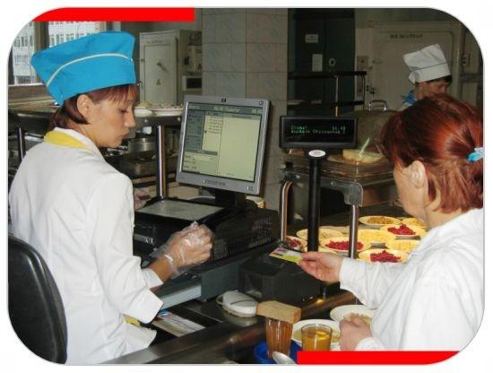 Автоматизация расчета оплаты питания сотрудников предприятий