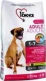 1st Choice Adult 2.72 кг гипоаллергенный сухой корм для собак (с ягнёнком, рыбой и рисом)