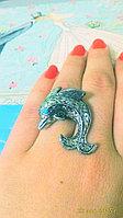 """Кольцо """"Дельфин"""", фото 1"""