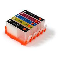 Перезаправляемые картриджи DZK5-НР178 для PhotoSmart Premium, C309, C6300 / C5300