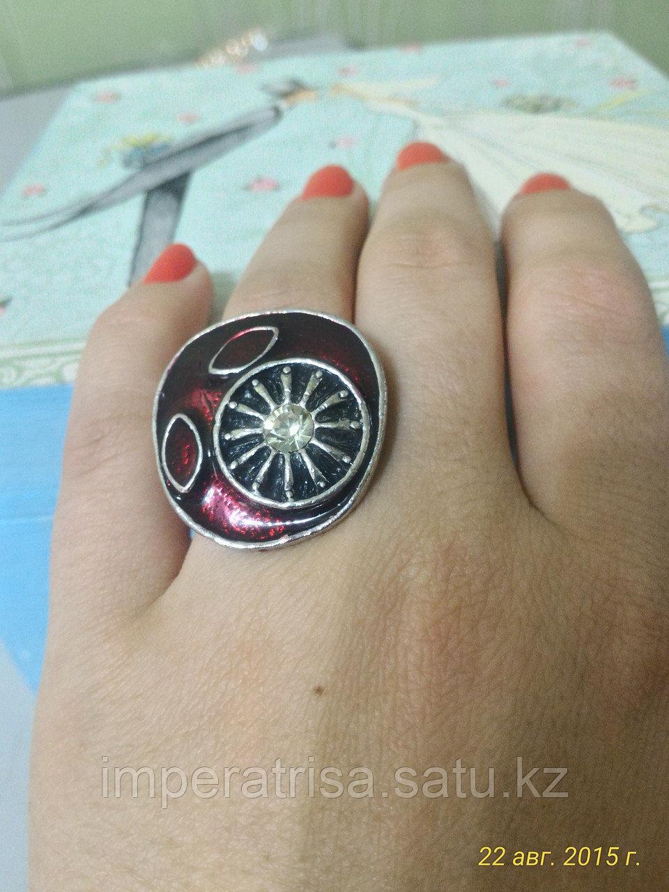 "Кольцо ""Красное солнце"""