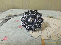 """Кольцо """"Ночной цветок"""", фото 1"""