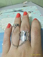 "Кольцо на два пальца ""Айсулу"", фото 1"