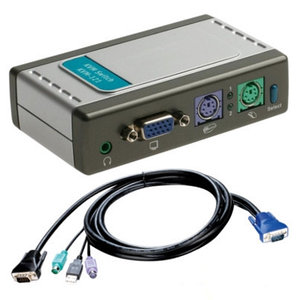 коммутаторы консолей (KVM)