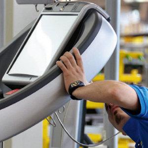 ремонт, техническое обслуживание спортивного оборудования и инвентаря