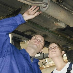 ремонт выхлопных систем