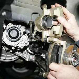 ремонт тормозной системы