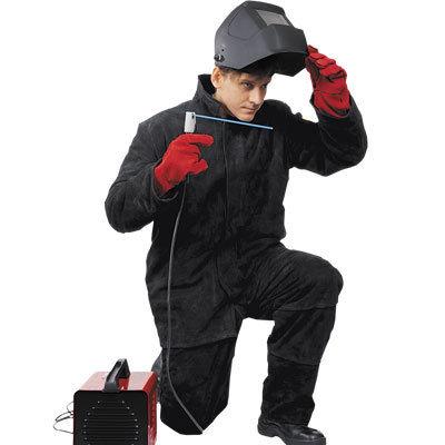Костюмы от повышенных температур костюм сварщика, нарукавники, фартуки. шапки