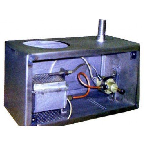 Обогреватели газогорелочные шкафные ОГШН (инфракрасный излучатель)