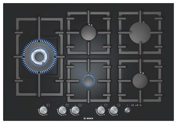 Варочная поверхность газовая Bosch PPS 816M91E