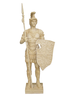 Статуя рыцарь, фото 2