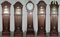 часы напольные деревянные меха...