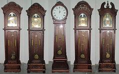 Часы напольные деревянные механические