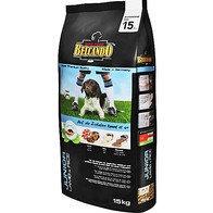 Belcando Junior Lamb & Rice гипоаллергенный сухой корм для щенков средних и крупных пород с 4 месяцев, 4кг.