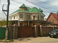 Наш монтаж водосточной системы в районе Заря Востока, Алматы