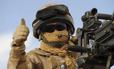 Военное и полицейское оборудование и снаряжение