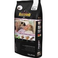 Belcando Finest Light 1кг, Утка, сухой корм для мелких и средних пород, фото 1