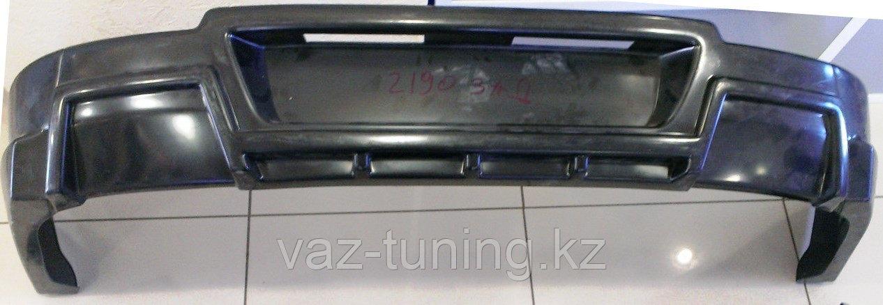 Накладка заднего бампера Лада Гранта 2190