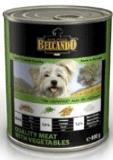 Belcando meat with noodle ТЕЛЯТИНА  с лапшой Консервы для собак из мяса, 400г, фото 1