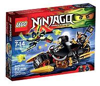 70733 Lego Ninjago Бластер-байк Коула, Лего Ниндзяго