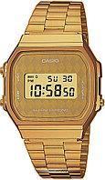 Наручные часы Casio A-168WG-9BW, фото 1