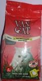 Van Cat ORANGE, 5 кг, с ароматом Апельсина Комкующийся наполнитель без пыли, фото 1
