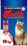 Kotik 10 кг Bentonite Nature Котик Натурал комкующийся наполнитель для кошачьего туалета
