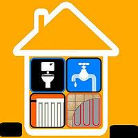 Проектирование систем водоснабжения, водоподготовки и отопления под ключ.