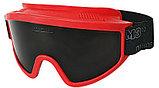 Очки защитные прозрачные с прямой вентиляцией, фото 3