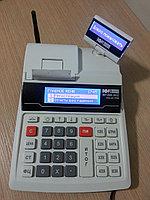 Кассовый аппарат онлайн Порт МР-55В ФKZ