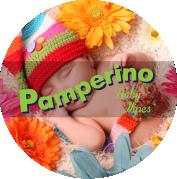 Влажные салфетки для самых маленьких Pamperino