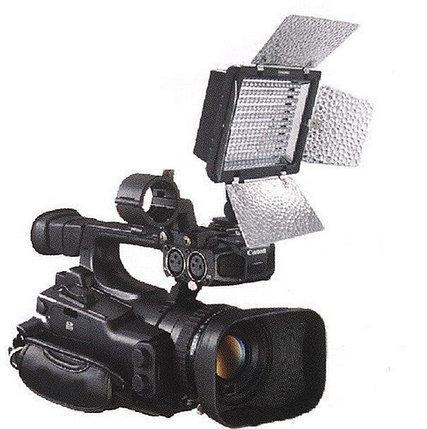 YN-160 II Накамерный LED прожектор фонарь, фото 2