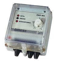 Прибор для автоматического регулирования уровня жидкостей (для управления погружным насосом) ОВЕН САУ-М2