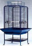 Клетка Вольер для крупных птиц А16, крашенная 80х80х150 см, фото 1